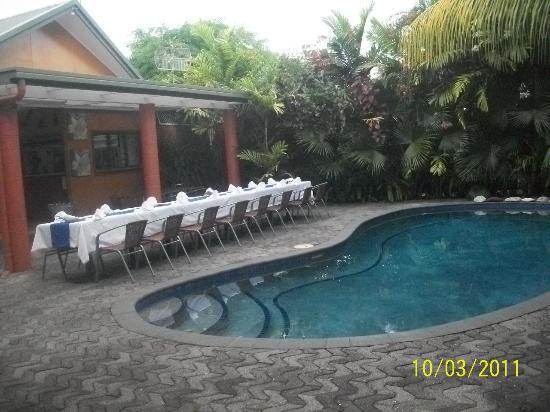 Le Alaimoana Hotel: poolside