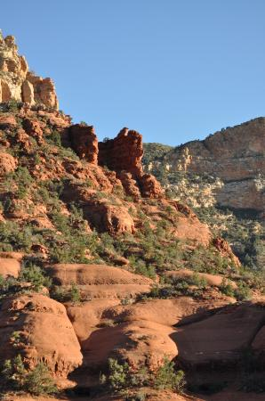 Pink Jeep Tours Sedona: Eagle Rock