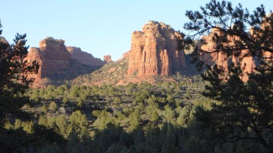 Pink Jeep Tours Sedona: Along the Trail