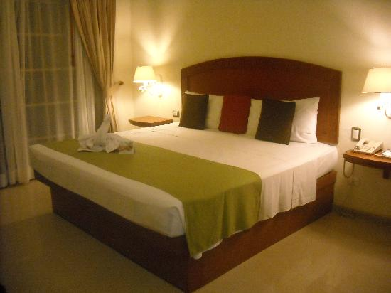 Hotel Posada Sian Ka'an: habitacion