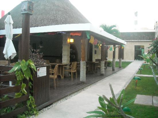 Hotel Posada Sian Ka'an: Desayunador