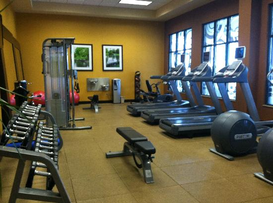 Embassy Suites by Hilton Columbus - Airport: Gym