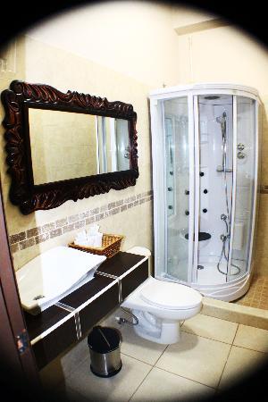 Hotel Real Camino Lenca: CABINAS PARA HIDROMASAGE