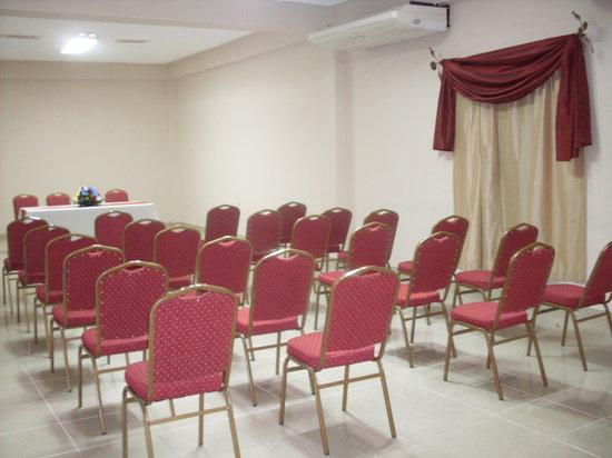 Hotel Real Camino Lenca: Salón de Conferencias