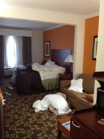 Sleep Inn & Suites Shreveport: suite