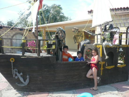 Hotel Vista Playa de Oro Manzanillo: ME ENCANTO
