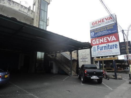 Geneva Handicraft Center: Geneva