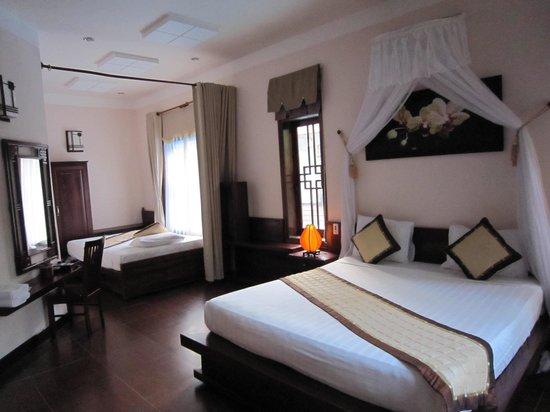 Orchid Garden Resort : nice room