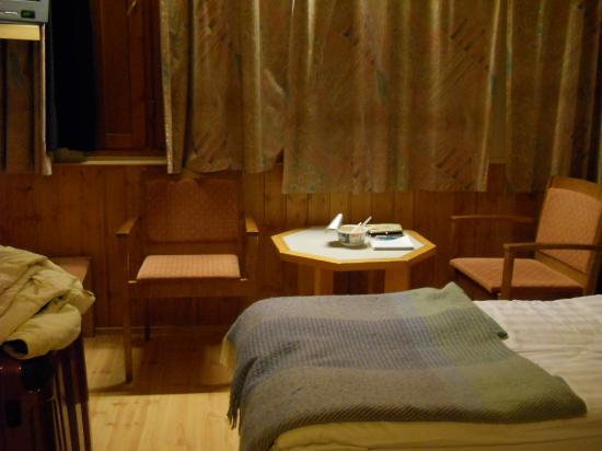 Hotel Kieppi: 客室