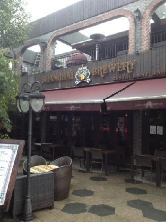 Shanghai Brewery(Hongmei Road) : 老外街店