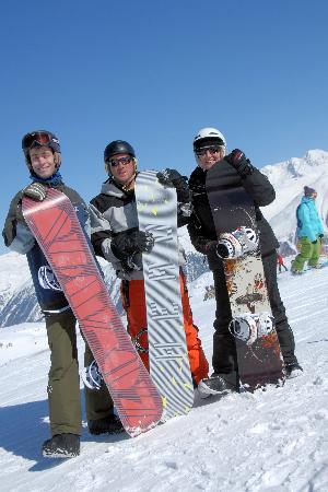 Club Med Saint Moritz Roi Soleil: Us