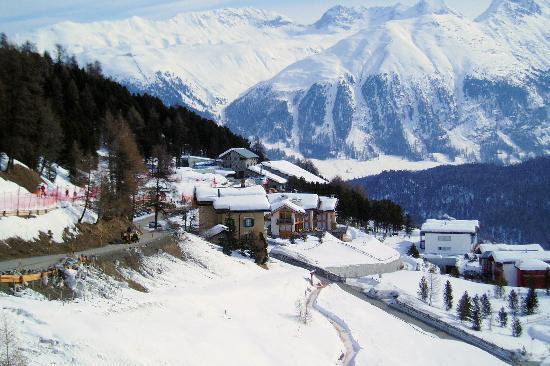 Club Med Saint Moritz Roi Soleil: picture perfect
