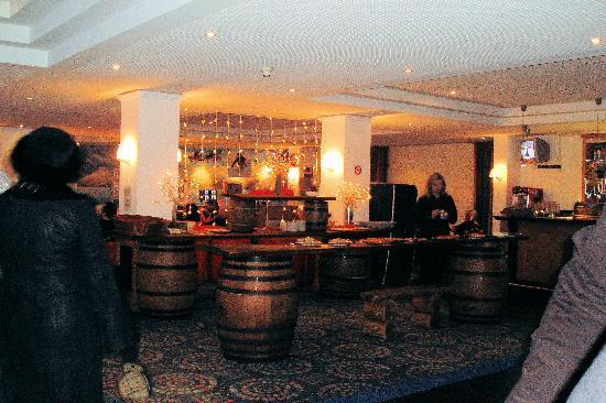 Club Med Saint Moritz Roi Soleil: reception