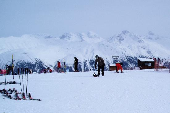 Club Med Saint Moritz Roi Soleil: Perfect day