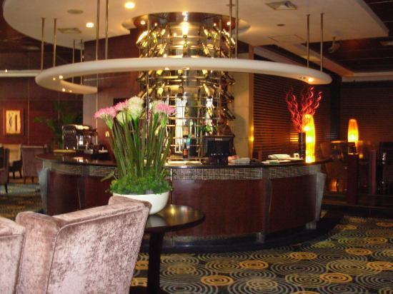 Chenmao Sunshine Hotel: Холл в отеле