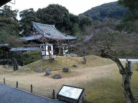 Kodai-ji Temple: お庭