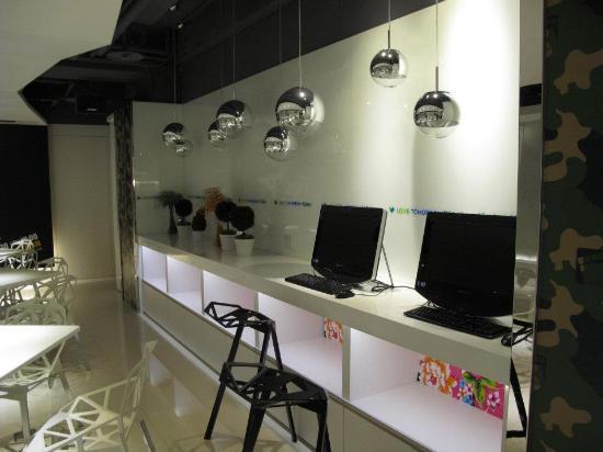 CityInn Hotel Plus - Ximending Branch: Common Area 2