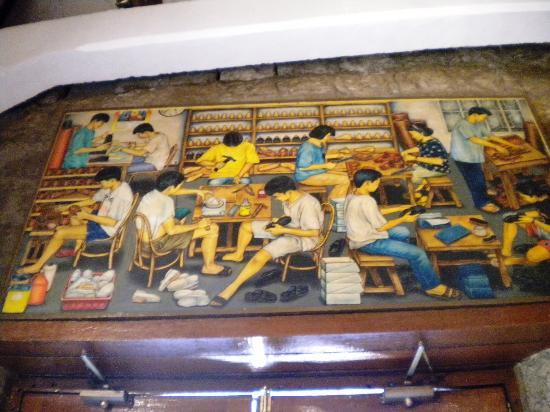 Marikina City Footwear Museum: Shoemaking as seen by an artist