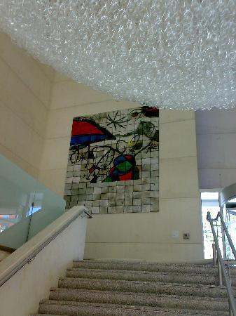 Vitoria-Gasteiz, Spain: Reception Hall