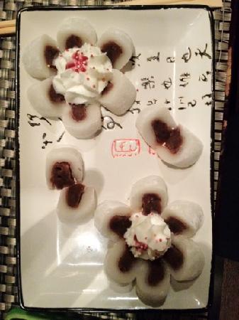 Ristorante Kokusai: ottimo dolce