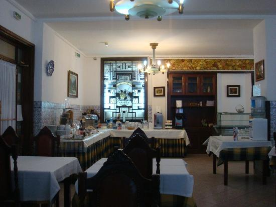 Hotel Peninsular: breakfast area