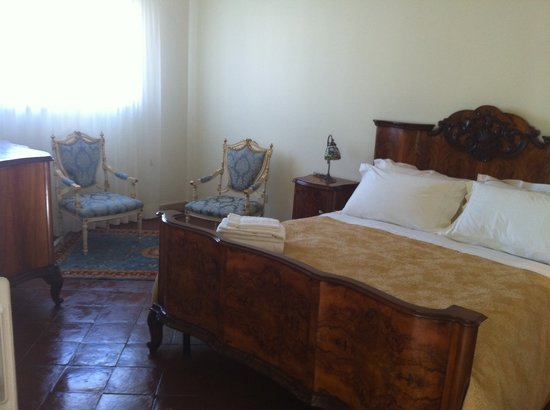Roof Barocco Suite B&B: Suite Apartment - Baroque Bedroom