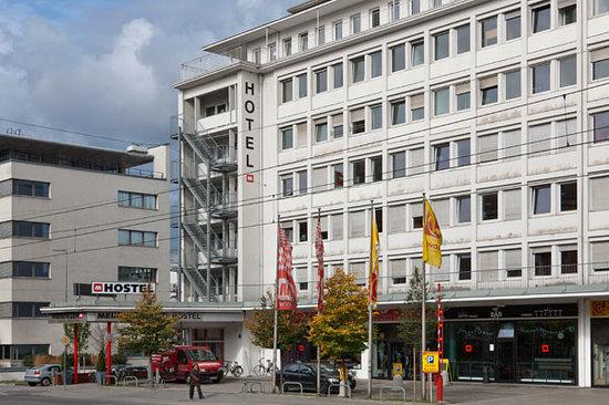 MEININGER Hotel Munich City Center: Außenansicht