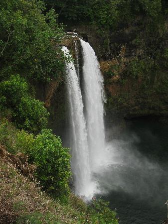 Lihue, Hawái: Wailua Falls