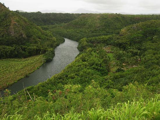 Lihue, HI: Wailua River