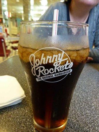 Johnny Rockets: Bebida