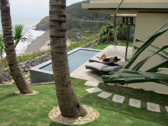 Mia Resort Nha Trang : Cliff villa
