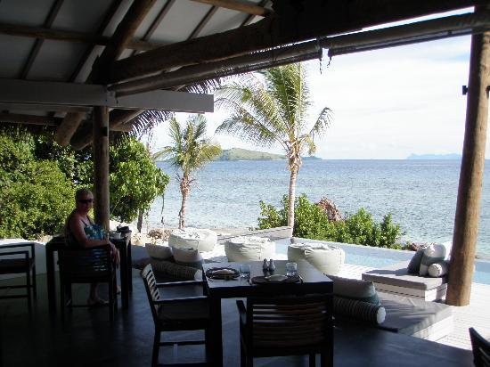 Tadrai Island Resort: Restaurant
