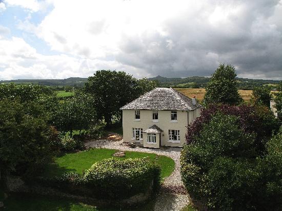 The Green Cornwall: The House sleeps 12