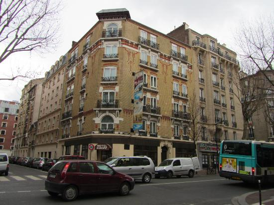 Hotel Europe Paris Clichy