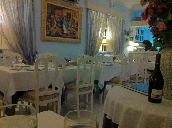 Restaurante Dom Carlos : La petite salle du Dom Carlos (26 couverts maximum)