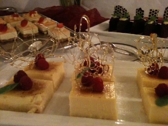 The Park Restaurant: Dessert Buffet for an Event