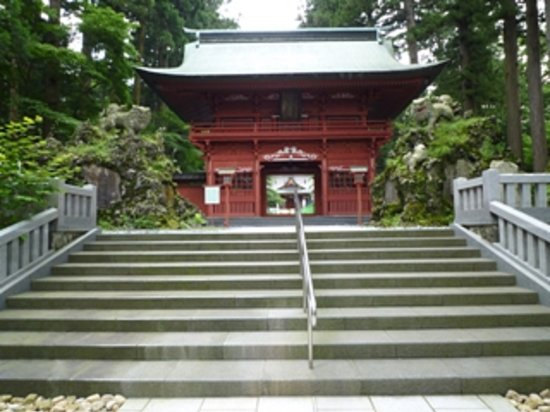Higashiguchi Hongu Fuji Sengen Shrine: 須走浅間神社 神門