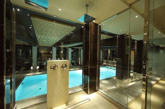 Rosapetra Spa Resort: Piscina
