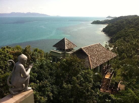 Four Seasons Resort Koh Samui Thailand: main view
