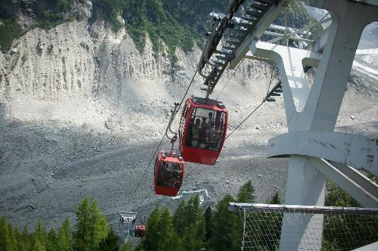 Mont Blanc : paisajes increíbles