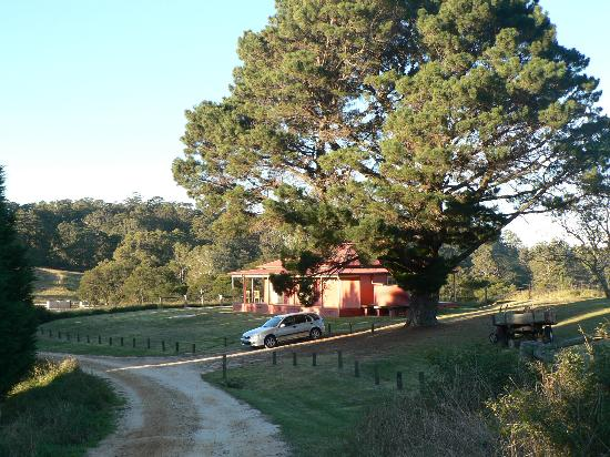 The Pines Pastoral: Possums Cottage
