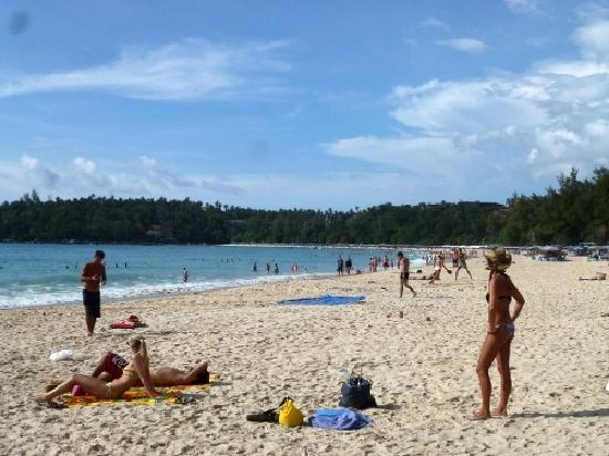 Beachfront Phuket: Bangtao Beach