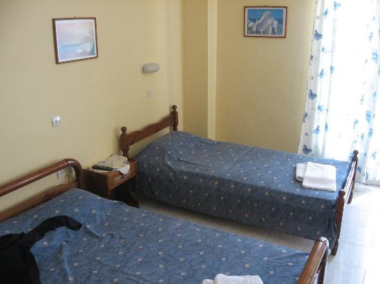 Villa Fotini: Stanza