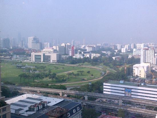 Renaissance Bangkok Ratchaprasong Hotel: view