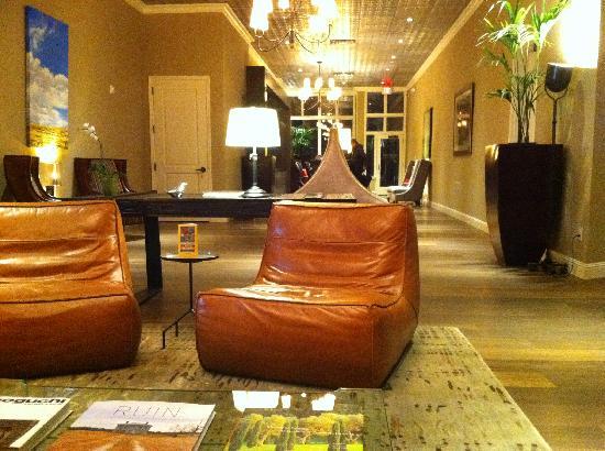 Wydown Hotel: Lobby
