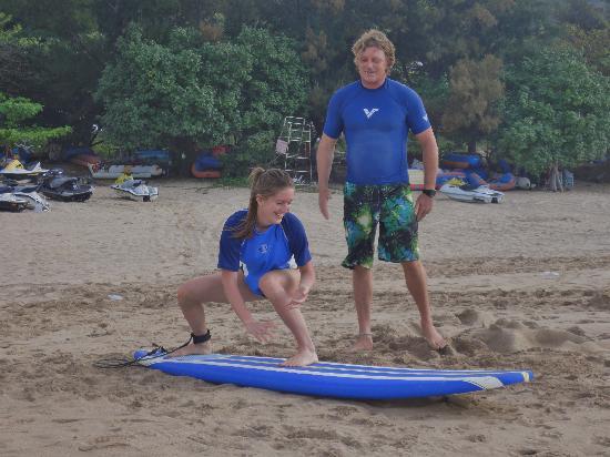 The Surf Shack Hostel : .