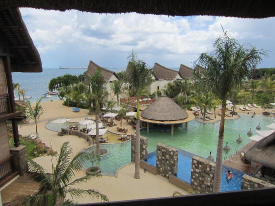 Angsana Balaclava Mauritius: View of Angsana Hotel