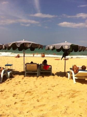 Katamanda - Luxury Phuket Villas: пляж ката ной рядом с катамандой