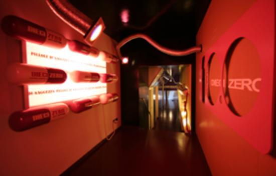 corridoio camere obscura