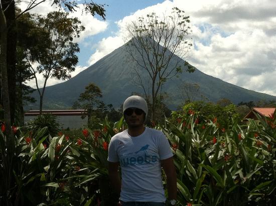 Arenal Volcano riding tour: Volcan Arenal